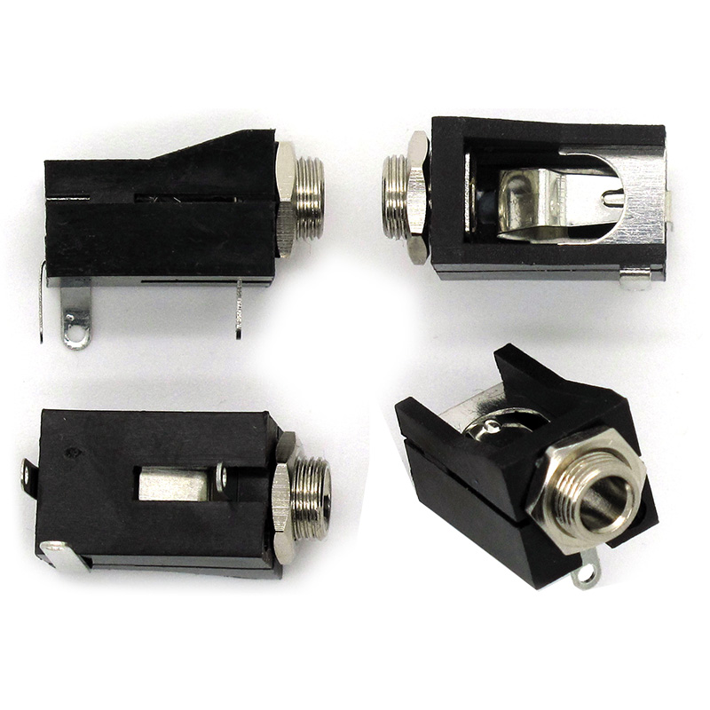 PJ302M – Right angled 3.5mm Jack Sockets