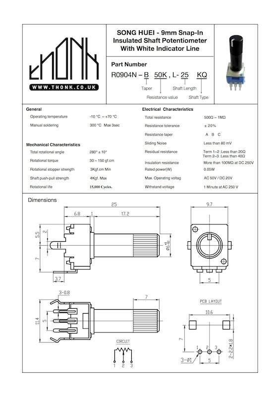 B1mpotentiometer Wiring Diagram LED Circuit Diagrams Guitar Wiring Diagrams Wiring Diagram Symbols Chart Classic Car Wiring Diagrams Wiring Diagram Symbols