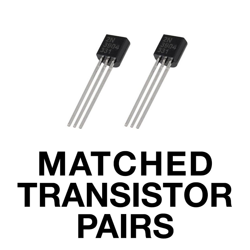 matched transistor pairs