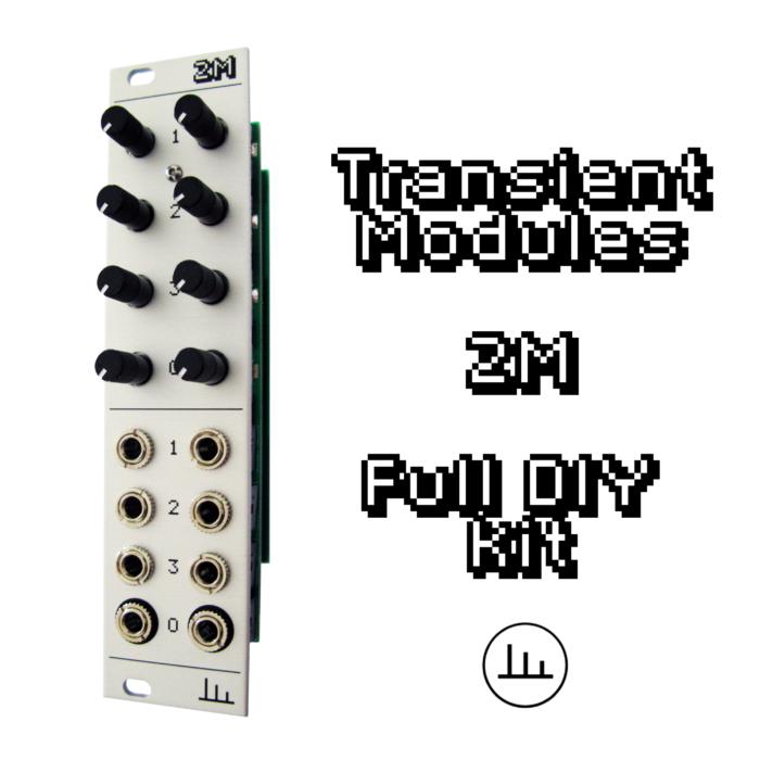 Transient Modules - 2M Mixer - Full DIY Kit
