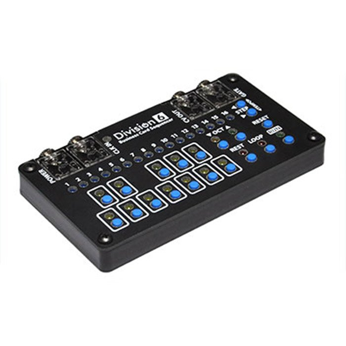 Division 6 - Business Card Sequencer - Full DIY Kit