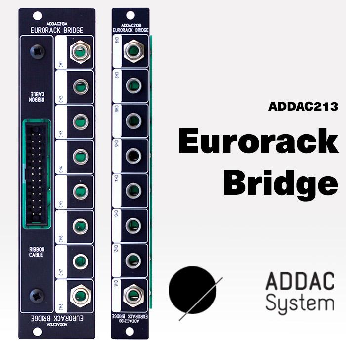 ADDAC213 Eurorack Bridge – Full DIY Kits – Thonk – DIY