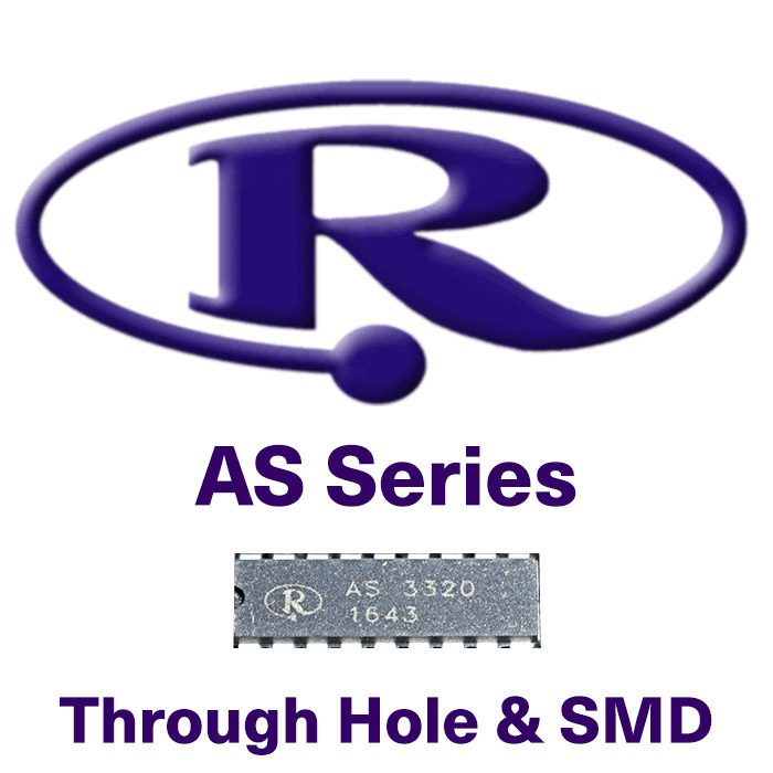 ALFA – AS Series IC Chips – Thonk – DIY Synthesizer Kits