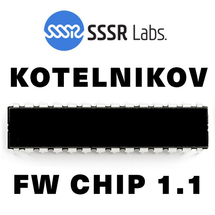 SSSR Labs - Kotelnikov Firmware Chip V1 1