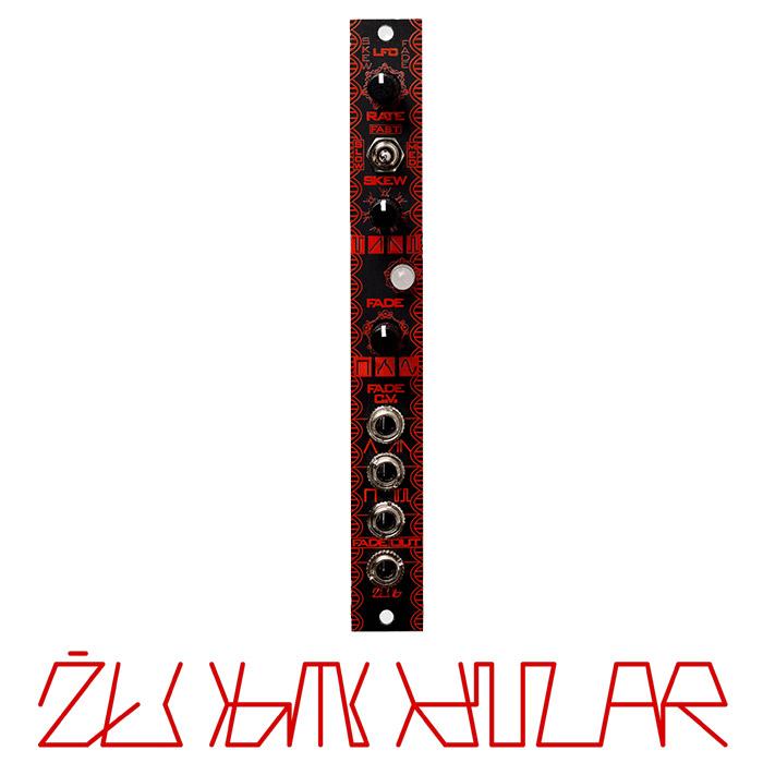 zlob modular skew fade lfo full diy kit thonk diy synthesizer