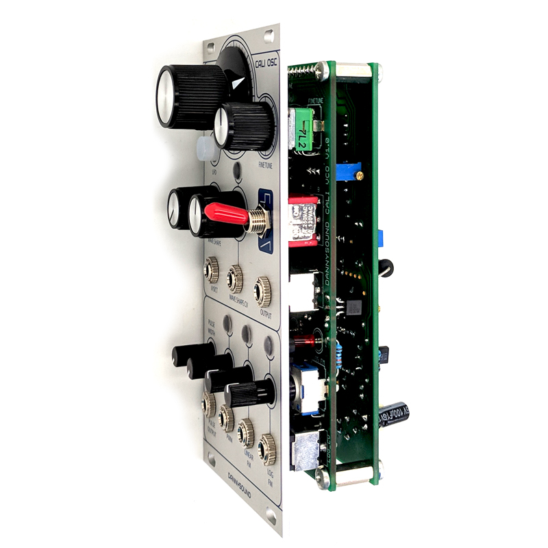 Dannysound cali oscillator full diy kit thonk diy synthesizer dannysound cali oscillator full diy kit solutioingenieria Gallery