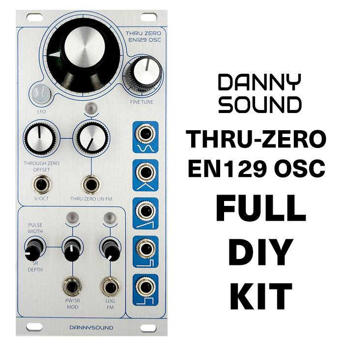 Dannysound en129 thru zero oscillator full diy kit thonk diy dannysound en129 thru zero oscillator full diy kit solutioingenieria Gallery