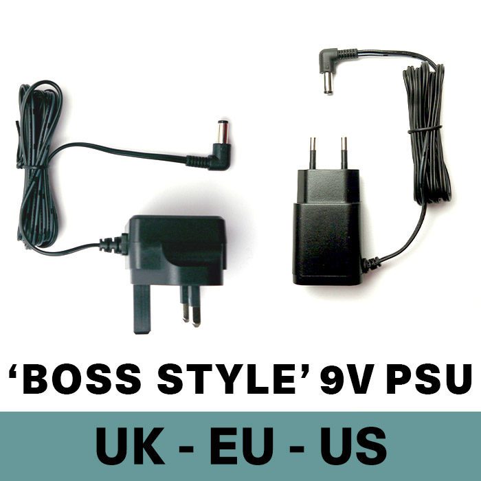 9V Pedal DC Power Plugs