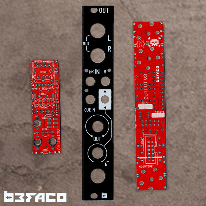 Befaco Output