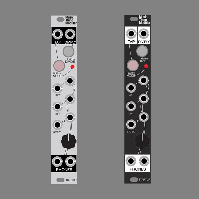 Music Thing Modular - STARTUP - Full DIY Kit