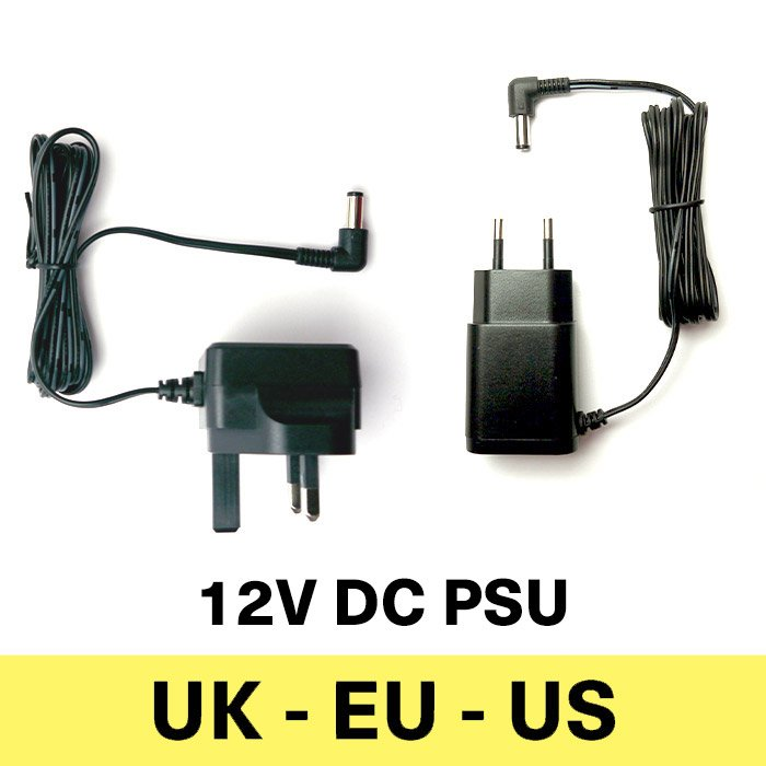 12v dc power plugs