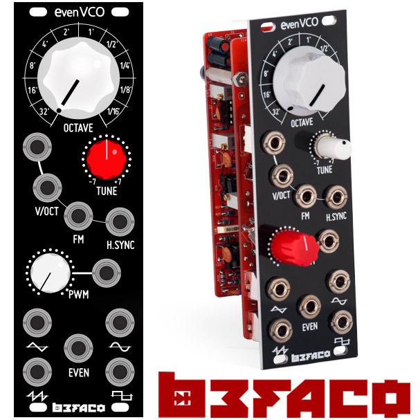 Befaco 'Even VCO' - Full DIY Kit