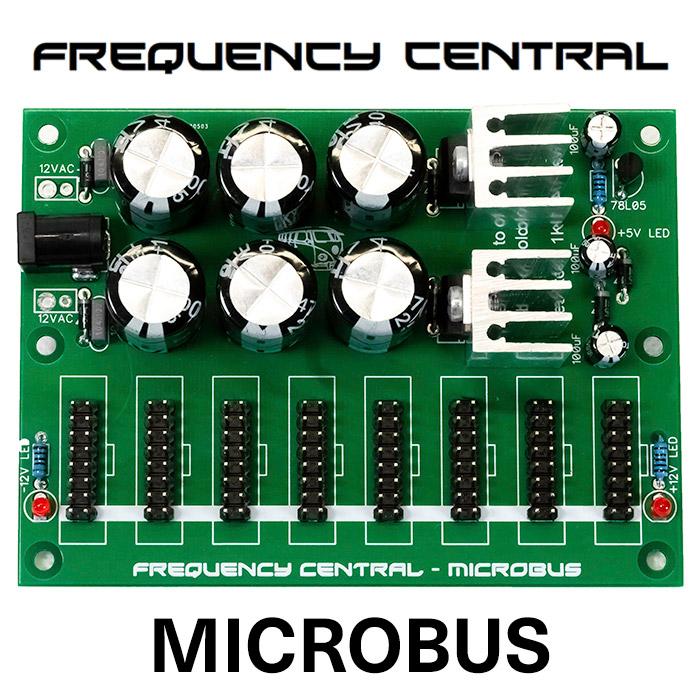 MASSIVE Frequency Central Modular Synthesiser PCB set//panel bundle Doepfer DIY