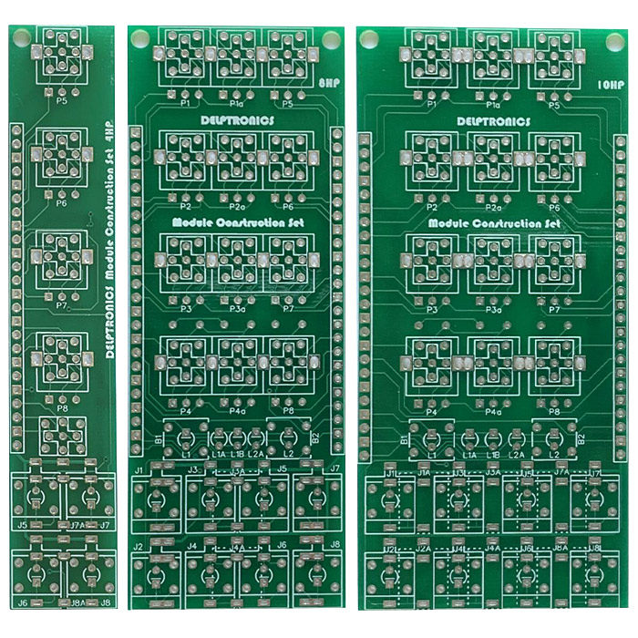 delptronics module construction pcb sets thonk diy synthesizer kits components. Black Bedroom Furniture Sets. Home Design Ideas