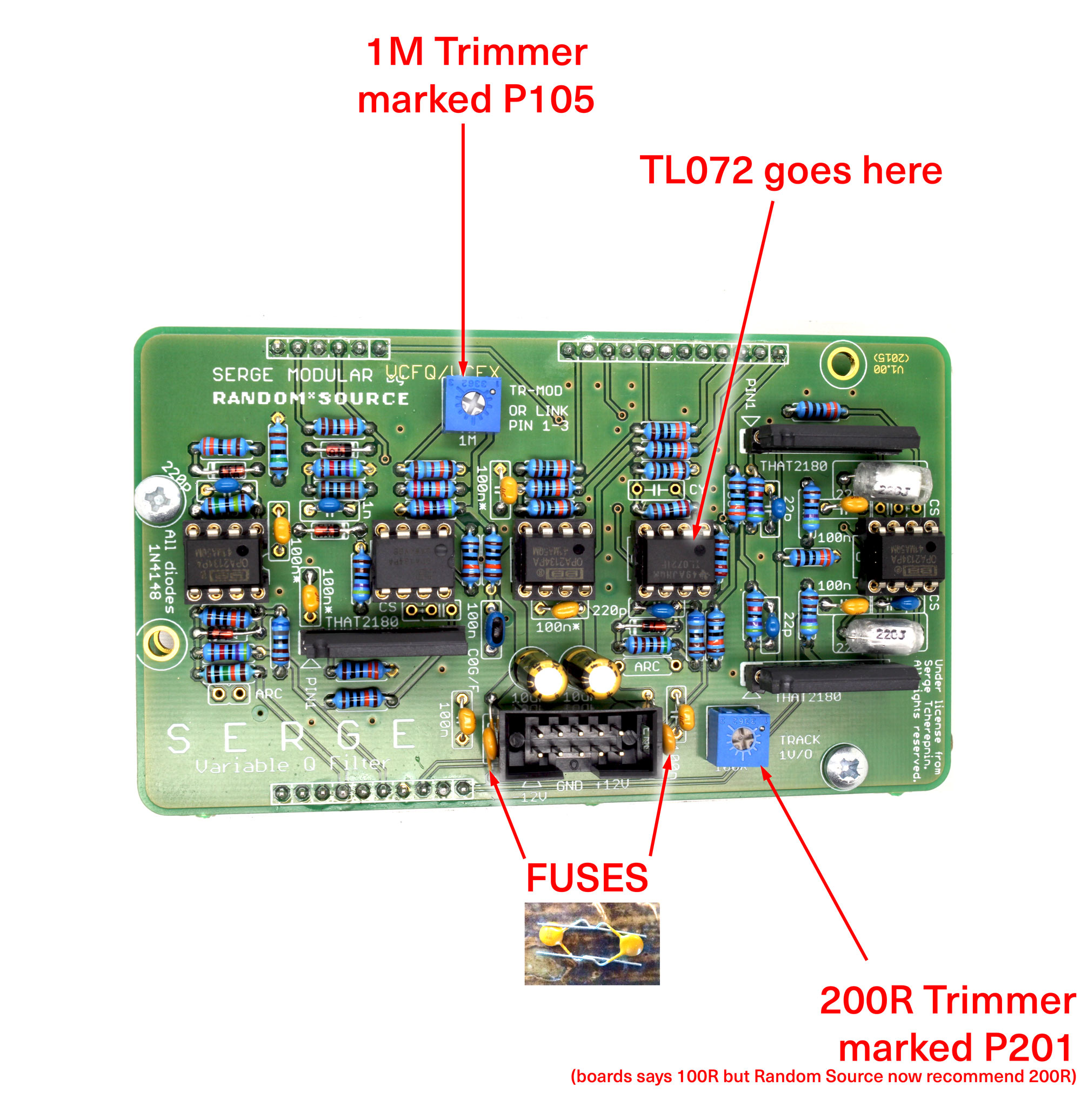 Muff Wiggler View Topic Back In Stock Serge Variable Q Filter Koa Speer Electronics Your Passive Component Partner Just Taken A Look At The Images Which Thonk Page Links To And Can See Why Youve Placed It That Particular Spot